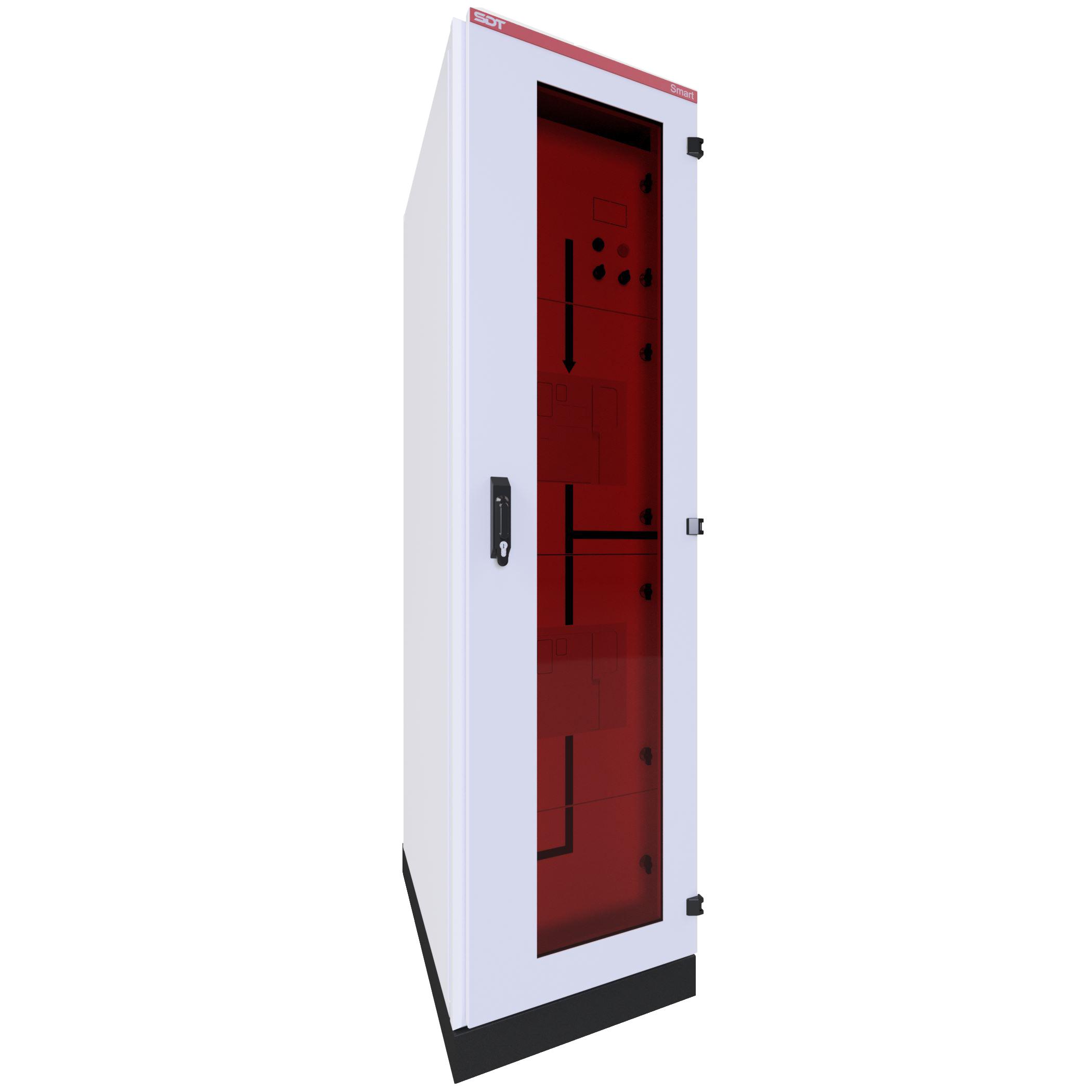 Visualización de equipos sin apertura de puertas